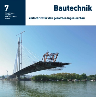 Development of the Ericusspitze in Hamburg, Part 2: Superstructure - Bautechnik 88, No. 7, 2011, 2011