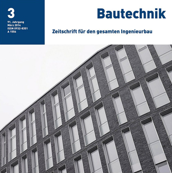 South extension of Nuremberg fairground – Design of Hall 3A - Bautechnik 91, No. 3, 2014, 2014